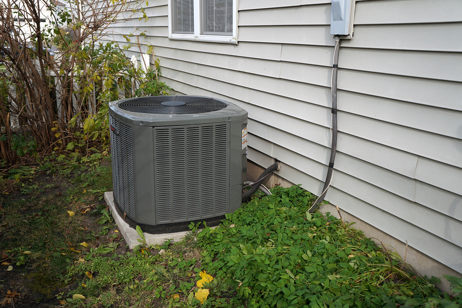 Best Ways To Landscape Around Your Air Conditioner Unit