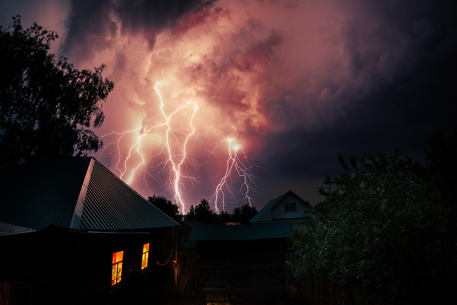 storm preparation for your home