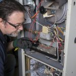 heating unit maintenance