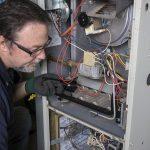 heating unit maintenance