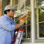 sealing air leaks in windows