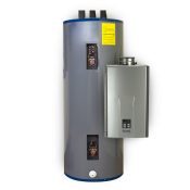 A water heater unit