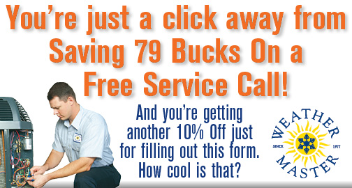 Save $79 on a service call