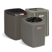 Three different Hybrid Heat systems