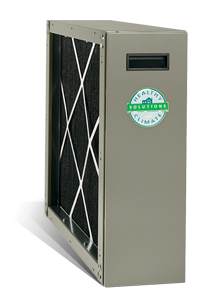 A Lennox Healthy Climate air filtration unit