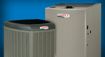 Lennox Heating & Air Conditioning System