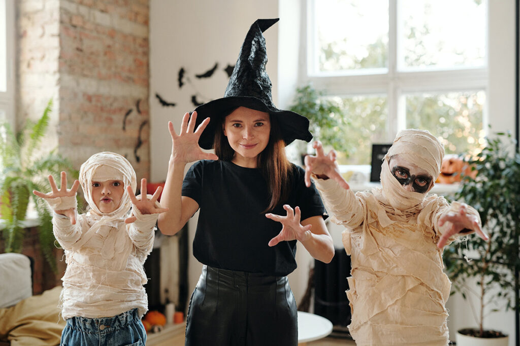 halloween-decorations-and-hvac