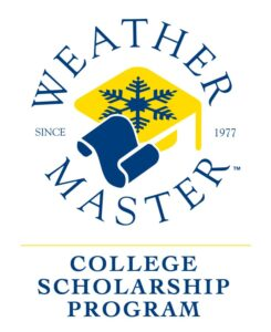 Weather Master College Scholarship Program logo